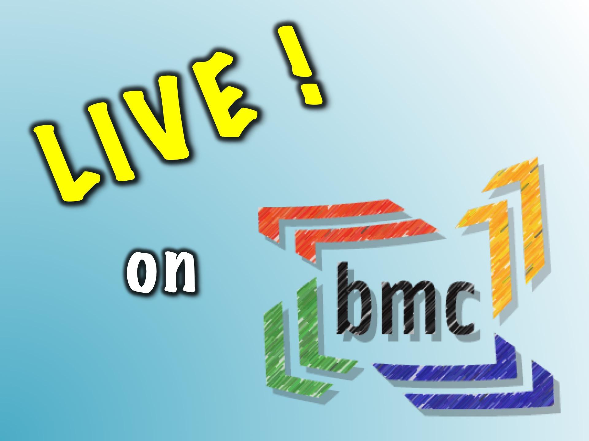 Live on BMC